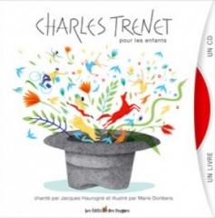 Charles Trenet pour les enfants - un jardin extraordinaire, Jacques Haurogné, Grand orchestre du Splendid.jpg