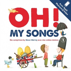 Steve Waring - Oh ! my songs. Volume 1.jpg
