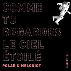 Fabrice Melquiot - Comme tu regardes le ciel étoilé - 10 chansons douces pour les parents qui aiment leurs enfants.jpg