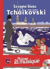 Marianne Vourch - Le cygne blanc de Piotr Ilyitch Tchaïkoski.jpg