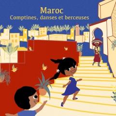 Halima Hamdane et Zakariae Haddouchi - Maroc, comptines, danses et berceuses.jpg
