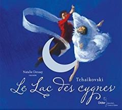 Pierre Coran - Le lac des cygnes Raconté par Natalie Dessay.jpg