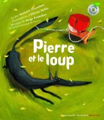 Serge Prokofiev - Pierre et le loup par Bernard Giraudeau.jpg