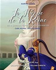 Carl Norac - La harpe de la reine ou Le journal intime de Marie-Antoinette.jpg