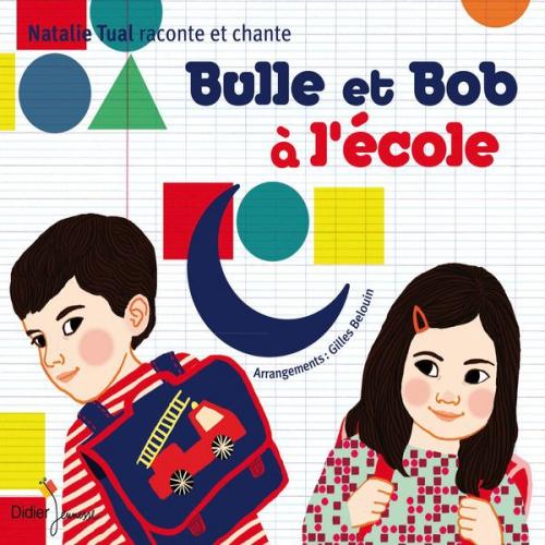 Bulle et Bob à l'école.JPG