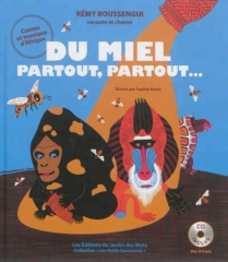 Rémy Boussengui - Du miel partout, partout... - contes et musique d'Afrique.jpg