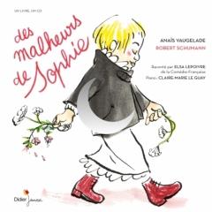 Anaïs Vaugelade , d'après la Comtesse de Ségur - Des malheurs de Sophie.jpeg