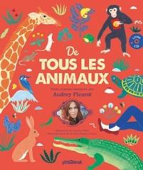 Audrey Fleurot - De tous les animaux fables et poèmes.jpg