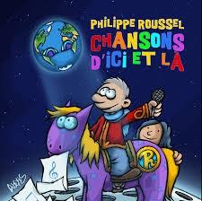Philippe Roussel - Chansons d'ici et là.jpg