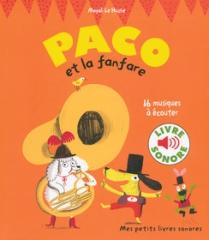 Magali Le Huche - Paco et la fanfare  - 16 musiques à écouter.jpg