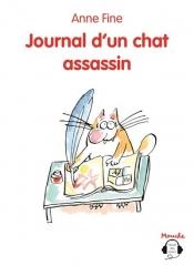 Anne Fine - Journal d'un chat assassin.jpg