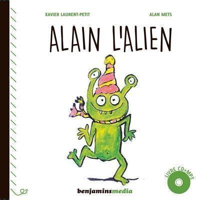 Xavier-Laurent Petit  Alain l'alien.jpg