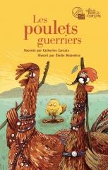 Catherine Zarcate - Les poulets guerriers.jpg