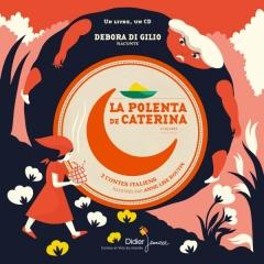 Debora Di Gilio - La polenta de Caterina ; Coq doré et poule argentée.jpeg