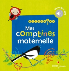Mes comptines maternelle. Didier jeunesse, collection %22Pirouette %22.jpg