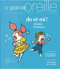 Do ré mi ! Refrains d'enfance, La Grande Oreille No 66.jpg