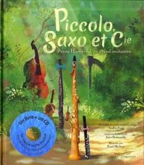 Jean Broussolle - Piccolo, Saxo et compagnie, petite histoire d'un grand orchestrepar François Périer.jpg