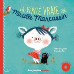 Émilie Chazerand - La vérité vraie sur Mireille Marcassin.jpg