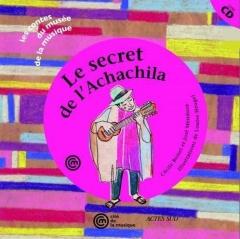 Cécile Boisel et José Mendoza - Le secret de l'Achachila.jpg