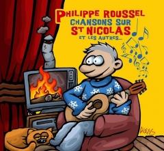 Philippe Roussel - Chansons sur Saint-Nicolas.jpg
