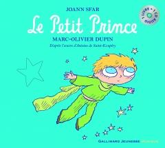 Antoine de Saint-Exupéry - Le Petit Prince Raconté par Benoît Marchand,.jpg