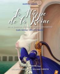 Carl Norac - La harpe de la reine.jpg
