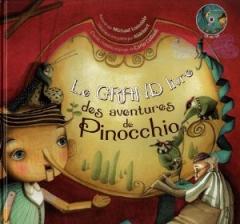 Coralline Pottiez, Carlo Collodi - Le grand livre des aventures de Pinocchio.jpg