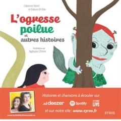 Debora Di Gilio, Fabienne Morel - L'ogresse poilue et autres histoires.jpg