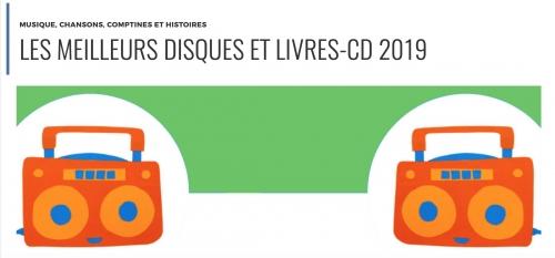 LES MEILLEURS DISQUES ET LIVRES-CD 2019.JPG