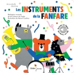 Jef Cahours de Virgile - Les instruments de la fanfare.jpeg